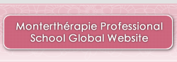 Montertherapie Professional School Global Website